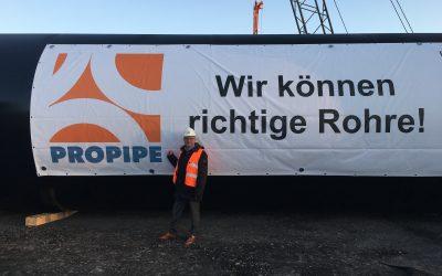 Ein spannedes ProPipe Projekt – im WDR vorgestellt.