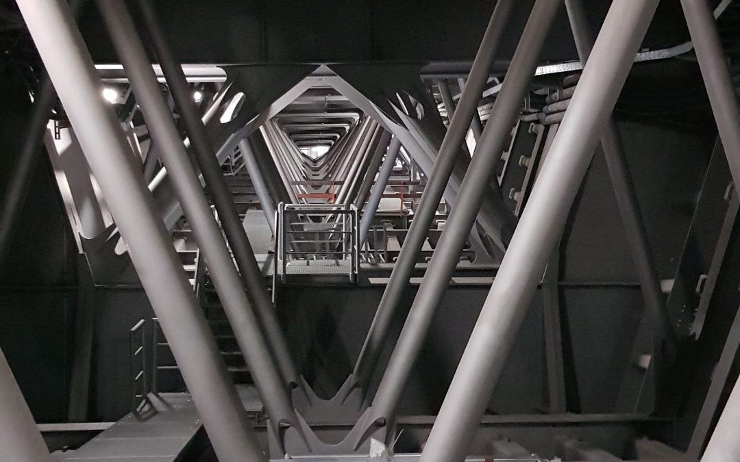 Die Schiesteiner Brücke – für 100 Jahre außen wie innen interessant!